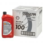 Aeroshell 100 Mineral Aviation Oil (case of 6)
