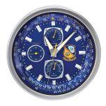 Citizen Gallery Blue Angels Wall Clock