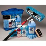 Wash and Wax Mop Cleaning Kit