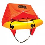 Aero Compact 4 with Canopy Life Raft
