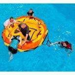 TSO'd Six Man Life Raft