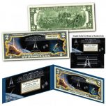 United States Space Force Genuine Legal Tender $2 Bill