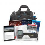 Sporty's Deluxe Learn To Fly Course Kit (Online, App and TV)
