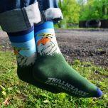 Flight Outfitters Bush Pilot Cub Socks