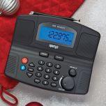 Air Scan II Radio with AVIATION INTERRUPT™