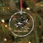 2020 Sporty's Christmas Ornament