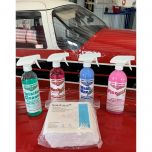 Aero Cosmetics Cleaning Kit with Mop