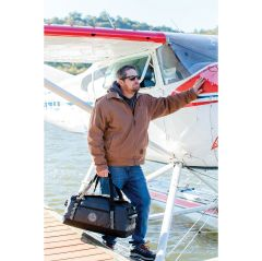 Flight Outfitters Small Seaplane Duffel Bag