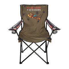 Flying Tigers Foldable Lawn Chair