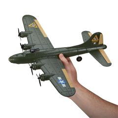 B-17 Flying Fortress R/C Airplane
