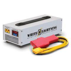 White Lightning GPU  12/14V (3 Pin Oval Plug)