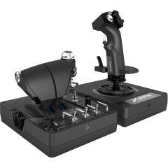 Logitech X56 HOTAS RGB Throttle and Stick