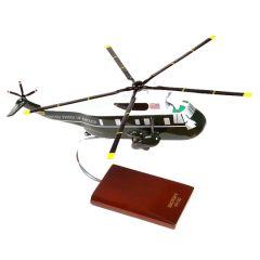 VH-3D Sea King Mahogany Model
