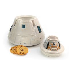 NASA Apollo 11 Capsule Cookie Jar
