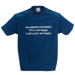 FAA Mission Statement T-Shirt