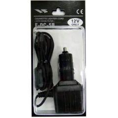 Cigarette Lighter Adapter (for all Vertex Standard/Yaesu radios)
