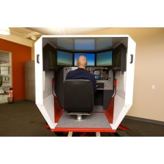 Redbird MX2 Flight Simulator