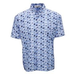 Into the Clouds Short Sleeved Shirt