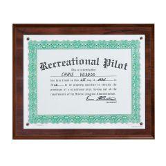 Aviation Certificate Holder