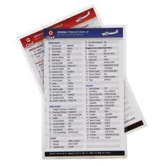 Qref Cirrus Checklist (Pro Version)