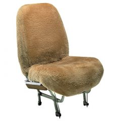 Sheepskin Aircraft Seat Covers (1 Pair)