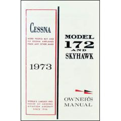 Cessna 172M-P Airplane Information Manual