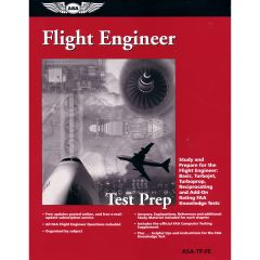 Flight Engineer Test Prep (ASA)