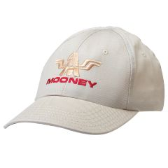 Mooney Logo Cap (White)