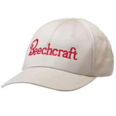 Beechcraft Cap (White)