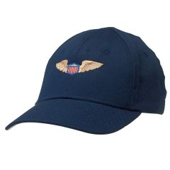 Air Force Gold Wings Cap (Navy)