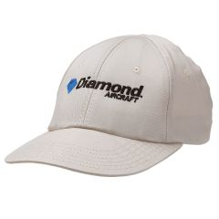 Diamond  Logo Cap (White)