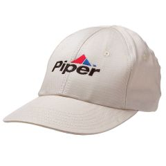New Piper  Logo Cap (White)