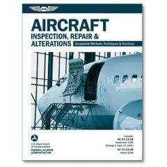 Aircraft Inspection - Repair & Alterations