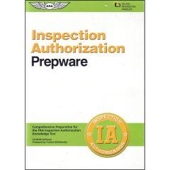 Inspection Authorization Prepware (CD-ROM - ASA)