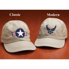Air Force Logo Caps