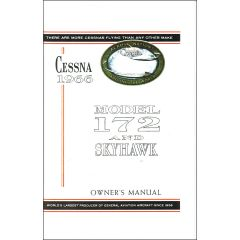 Cessna 172 Airplane Information Manual