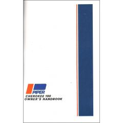 Piper PA28-180 Airplane Information Manual