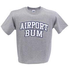 Airport Bum T-Shirt