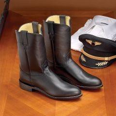 Justin Black Roper Boot