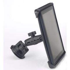 "RAM Suction Cup Mount Kit with Spring Loaded 10"" iPad Cradle"