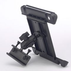RAM Spring Loaded iPad 1-8 Cradle with Glare Shield Mount Kit