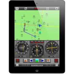 Radio Navigation Simulator iPad/iPhone App