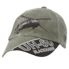 UH-60 Black Hawk Cap