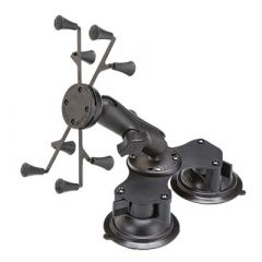"RAM 7"" Tablet X-Grip Double Suction Cup Mount Kit"