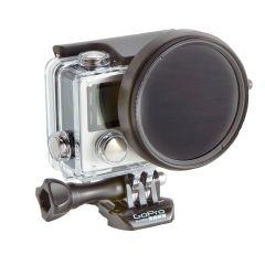 GoPro HERO3+ and HERO4 Prop Filter