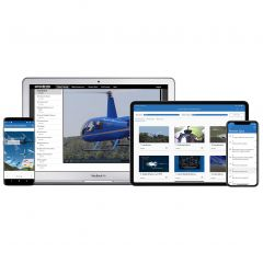 So You Want To Fly Helicopters Course (Online, App and TV)