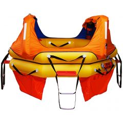 TSO'd Eight Man Life Raft with Part 135 Kit