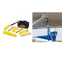 The Claw and All-Weather Tie Down Kit