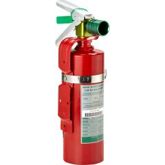 Small Halotron Fire Extinguisher