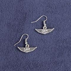 Pilot Wings Earrings